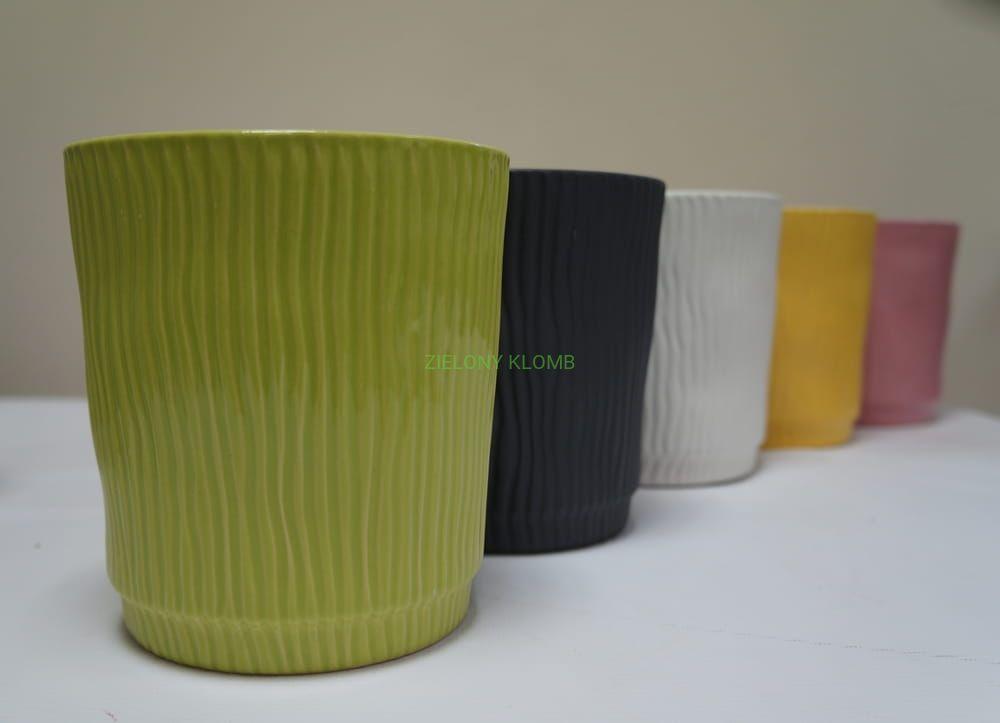 Ceramiczna Osłonka Storczyk Mix Kolorów