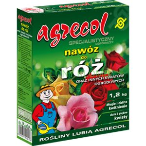 Nawóz Do Róż 1,2 K Agrecol