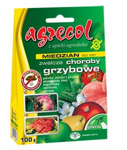 Miedzian 50WP A 100G Agrecol